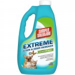 "Simple Solution Extreme Spring Breeze Stain and Odor Remover 1 Gallon 5.42"" x 7.09"" x 11.88"""