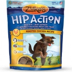 Zuke's Hip Action Treats with Glucosamine Roasted Chicken Recipe 6 oz.