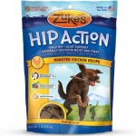 Zuke's Hip Action Treats with Glucosamine Roasted Chicken Recipe 1 lbs.