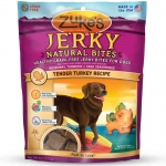 Zuke's Jerky Naturals Healthy Grain Free Treats for Dogs Tendy Turkey 6 oz.