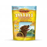 Zuke's Mini Naturals Moist Miniature Treat for Dogs Roasted Chicken 1 lbs.
