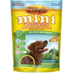 Zuke's Mini Naturals Moist Miniature Treat for Dogs Delicious Duck 1 lbs.