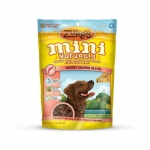Zuke's Mini Naturals Moist Miniature Treat for Dogs Savory Salmon 1 lbs.