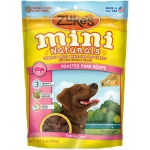 Zuke's Mini Naturals Moist Miniature Treat for Dogs Roasted Pork 1 lbs.