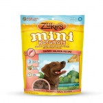 Zuke's Mini Naturals Moist Miniature Treat for Dogs Savory Salmon 6 oz.