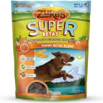 Zuke's Supers All Natural Nutritious Soft Superfood Dog Treats Yummy Beta 6 oz.
