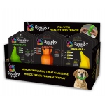 Spunky Pup Displays - Fruits & Veggies 12 pc Display
