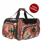 Bark N Bag Jetway Weekender Traveler