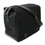 Bark N Bag Outback Messenger: Black