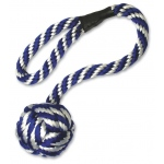 Paws Aboard Monkey Fist Rope Toy