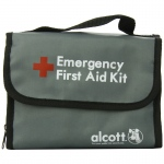 "Alcott Explorer Pet First Aid Kit Gray 8"" x 7"" x 3"""