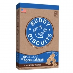 Buddy Biscuits Original Oven Baked Crunchy Teeny Treats Bacon and Cheese 8 ounces