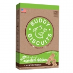 Buddy Biscuits Original Oven Baked Crunchy Teeny Treats Roasted Chicken 8 ounces