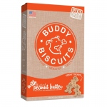 Buddy Biscuits Original Oven Baked Crunchy Treats Peanut Butter 3.5 pounds
