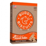 Buddy Biscuits Original Oven Baked Crunchy Teeny Treats Peanut Butter 8 ounces