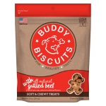 Buddy Biscuits Original Soft and Chewy Dog Treats Grilled Beef 6 ounces