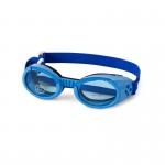 Doggles ILS Dog Sunglasses Extra Small Blue / Blue