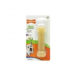 "Nylabone Flexi Chew Bone Medium White 5.5"" x 1.5"" x 1"""