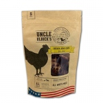 Uncle Ulrick's All Natural and All American Chicken Jerky Chips 5 ounces