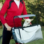 Solvit Tagalong Sport Pet Bicycle Basket