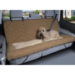 Solvit Car Cuddler: Large, Brown