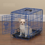 Hunter K9 Gear Crate Appeal Fashion Crate: Medium/Large, Different Colors
