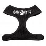 Ghost Hunter Design Soft Mesh Harnesses Black Medium