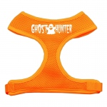 Ghost Hunter Design Soft Mesh Harnesses Orange Medium