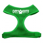 Ghost Hunter Design Soft Mesh Harnesses Emerald Green Small