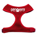 Ghost Hunter Design Soft Mesh Harnesses Red Small
