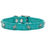 Faux Ostrich Bone Turquoise 24