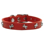 Bone Leather Red 16