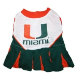 Miami Hurricanes Cheer Leading SM