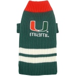 Miami Hurricanes Sweater Large