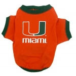 Miami Hurricanes Shirt Medium