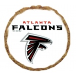 Atlanta Falcons Dog Treats - 12 Pack
