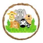 Friends at the Zoo Dog Treats - 12 Pack