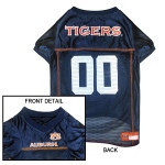 Auburn Tigers Pet Jersey XL