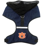 Auburn Tigers Pet Harness LG