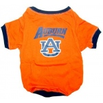 Auburn Tigers Pet Shirt LG
