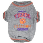 Clemson Tigers Pet Shirt LG