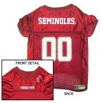 Florida State Seminoles Pet Jersey XL