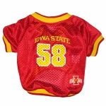 Iowa State Cyclone Pet Jersey XL