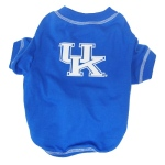 Kentucky Wildcats Pet Shirt SM