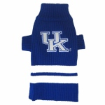 Kentucky Wildcats Pet Sweater XS