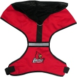 Louisville Cardinals Pet Harness LG