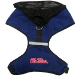 Mississippi Ole Miss Pet Harness MD