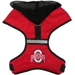 Ohio State Buckeyes Pet Harness SM