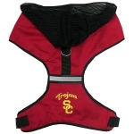 USC Trojans Pet Harness SM