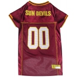 Arizona State University Sun Devils Pet Jersey XL